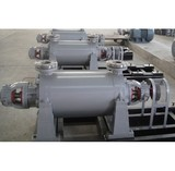 Horizontal Multi Stage High Pressure Pump with Motor